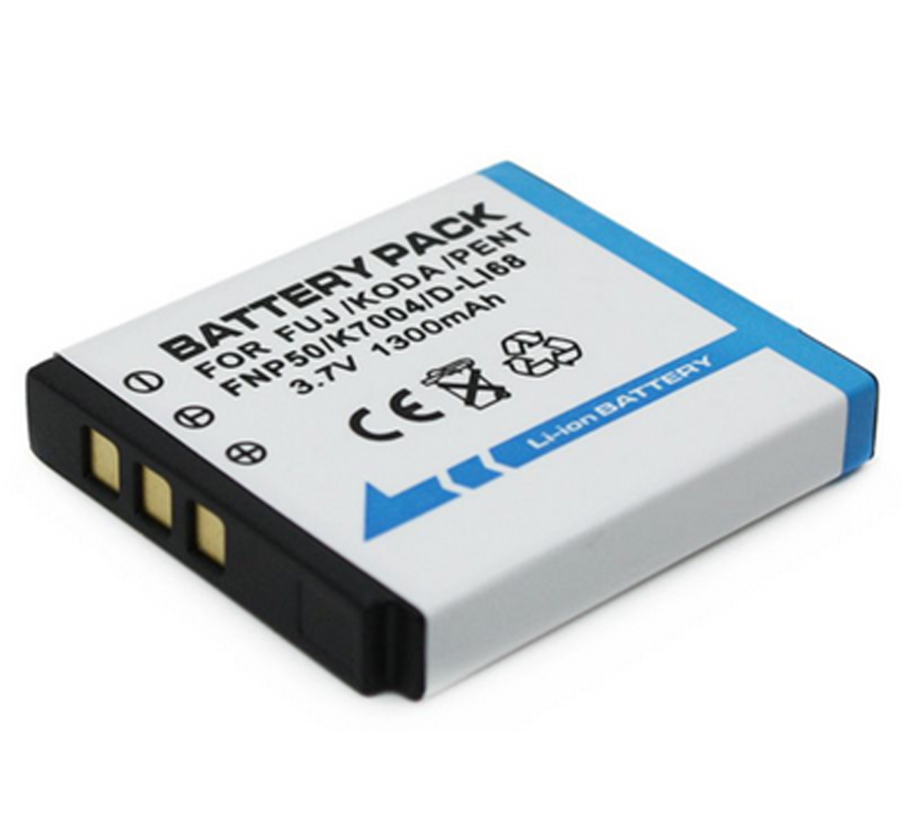 Аккумулятор для цифровой камеры Kodak Easyshare M1033, M1093 is, M1093is, M2008,V1073, V1233, V1253, V1273