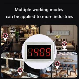 Image 5 - Retekess 전화 고객 서비스 무선 호출 수신기 디스플레이 호스트 + 10pcs 통화 버튼 식당 장비 사무실 카페
