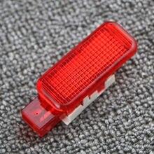 Painel Da Porta Interior Do Carro vermelho Luz de Advertência Da Lâmpada Para A7 A8 Q3 Q5 Q7 TT A3 S3 A6 S6 A4 S4 RS3 RS4 A7 RS7 8KD 947 411 8KD 947 415C