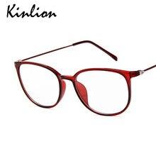 Оправа для очков kinlion в металлической оправе мужчин и женщин