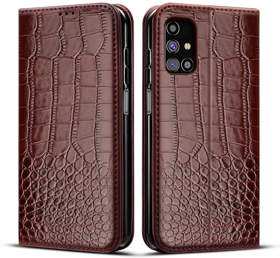 Чехол-книжка для Samsung M31S, кожаный чехол-книжка 2020 дюйма для Samsung Galaxy M31S, чехол для телефона Samsung M51 M 51 SM-515F 2020