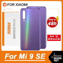 Original Back Housing Replacement For Xiaomi Mi 9 Se Back Cover Battery Glass With Adhesive Sticker For Mi9 Se Rear Cover
