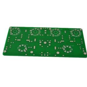 Image 4 - Lusya アンプ sch 6J4/6AU6 EL84/6P14 PCB ボードプッシュプル電力増幅器胆汁機 T1094