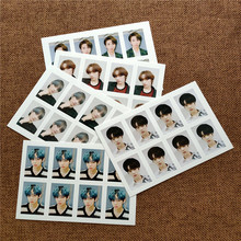 Lomo-Card Passport-Postcard Photo-Picture Kpop Txt Collection 1inch High-Quality New-Arrivals