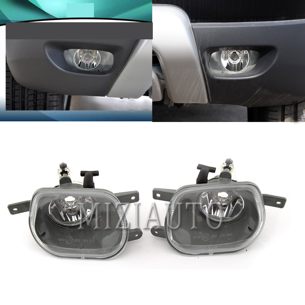1pcs Fog Lights For VOLVO XC90 2002-2013 Left Right Side Fog Light Foglights Driving Lamp  Without Bulb 31111182 31111183