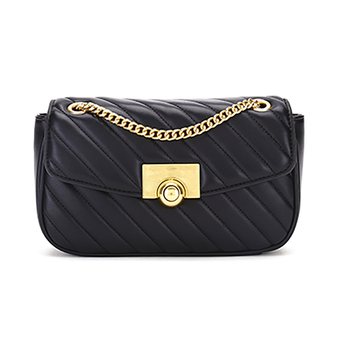 Discount new 2020 Fashionable Vintage Bag for women Small Black White Red Branded Ladies Shopping Party Shoulder Bag