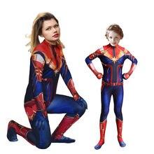 Хэллоуин плотный цельный костюм Косплей Детский