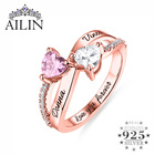 AILIN Engraved Doubl...