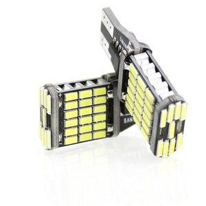 2 шт., Автомобильные светодиодные лампы Canbus T15 для BMW F30 F10 X5 E53 F15 E70 E71 X6 F16 X1 E84 F48 X3 X4 F34 F31 F11 F07