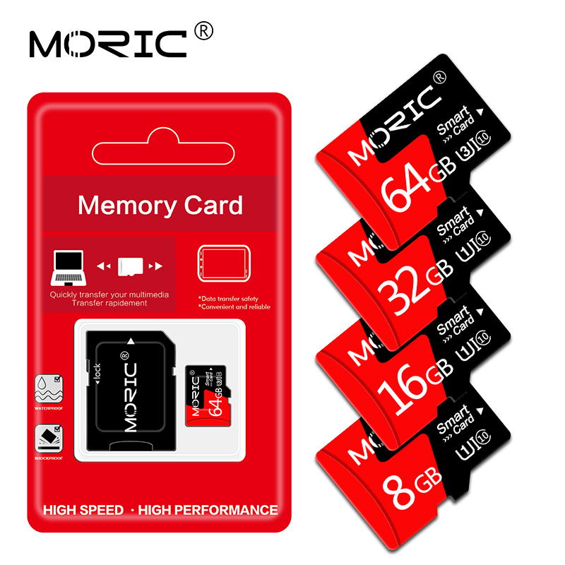 New Arrival Class10 8GB 16GB 32GB Micro Sd Card 128GB 64GB Tarjeta Micro Sd Memory Card Pendrive Flash Card Cartao De Memoria