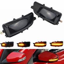 31111102, 31111090 para Volvo S40 S60 S80 C30 C70 V50 V70 2007 2008 Indicador de espejo lateral dinámica luz LED de intermitente