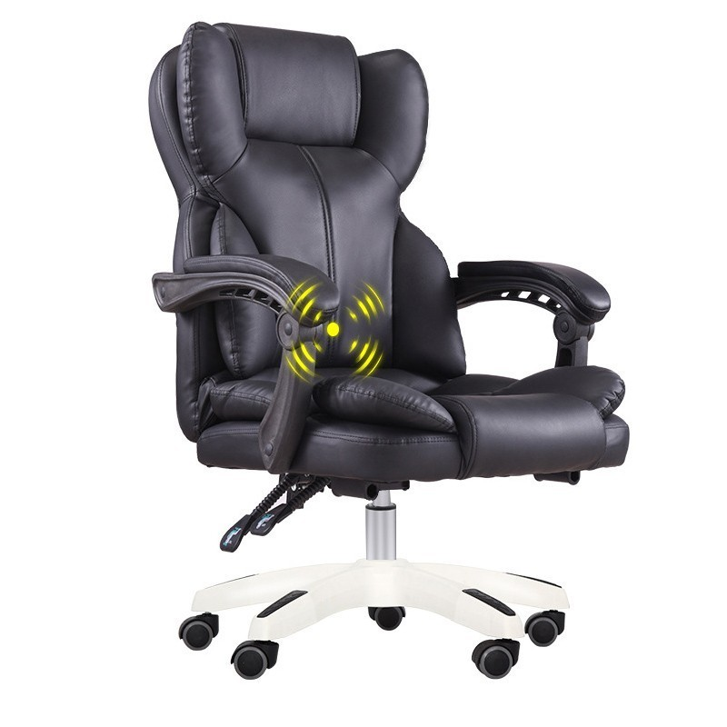 Luxury Quality Office Boss Chair Ergonomic Computer Gaming Chair Internet Cafe Seat Household Reclining Chair