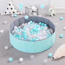 Playpen Playground-Toys Ball-Pool Kids Children Ocean-Ball Foldable Baby for Birthday-Gift