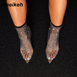 Aneikeh New Spring Crystal Mes