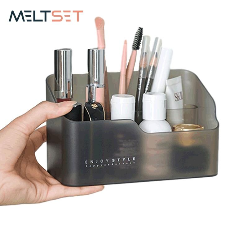 Купить настольная косметическая коробка для хранения губная помада