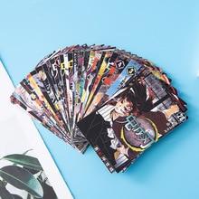 Postcard Anime No Paper Toy Collection Gifts Lomo No-Yaiba Slayer:kimetsu 32pcs/Set