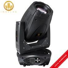 IMRELAX Faisceau Zoom LED 300W Tête MOBILE Lumière Double Rotation du Prisme GOBO Lyre LED STADE Dicso Lumière