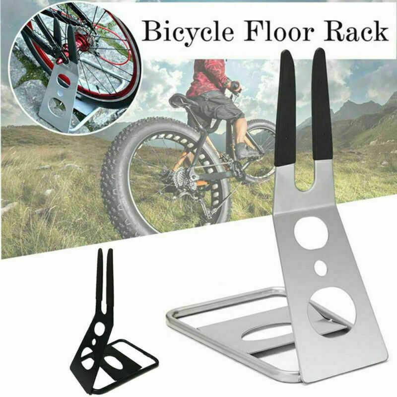 Support de Présentoir Pliant de Moyeu de Roue Vélo Bicyclette Pièces accessoires