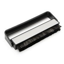 LEORY LongPlay ручка фонографа DuPont щетка поворотный стол чистящий набор Чистящая Щетка для проигрывателя виниловой пластинки LP