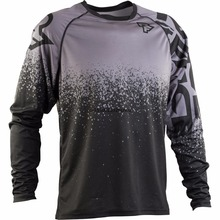 2021 długi Motocross koszulka wyścigowa rower zjazdowy rower Pro Moto Off Road T koszula odzież odzież Top DH MX GP RBX MTB #10 tanie tanio CN (pochodzenie) Poliester Stretch Spandex Pełna Wiosna AUTUMN Nie zamek Pasuje prawda na wymiar weź swój normalny rozmiar