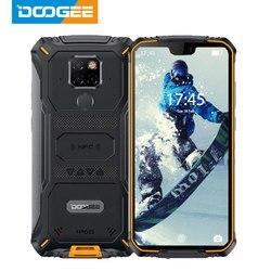 DOOGEE S68 Pro смартфон с 5,5-дюймовым дисплеем, восьмиядерным процессором Helio P70, ОЗУ 6 ГБ, ПЗУ 128 ГБ, 6300 мАч