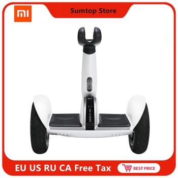 Ninebot Xiaomi Mijia Mini Plus auto Balance Scooter 2 ruedas eléctrico inteligente Hoverboard Skateboard con aplicación LED Hoverboard