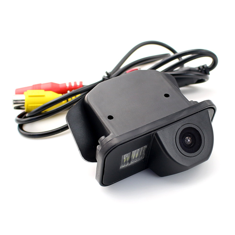 Applicable Light Included Corolla One-piece Car Mounted High-definition Rear View Webcam Reversing Video Night Vision Waterproof