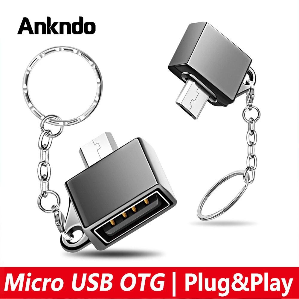 Микро USB OTG адаптер Android микро Конвертер для мобильного телефона планшета микро кабель OTG разъем для зарядки данных