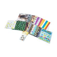 Origami Paper Set Mixed 100lü Package-Gift