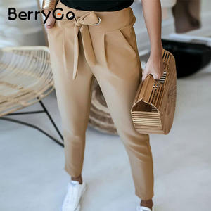 SBerrygo Casual Pants...