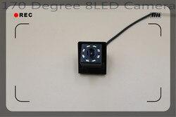 170 stopni kamera cofania tylna kamera samochodowa dla Ssangyong nowy actyon/Korando 2014 kamera cofania samochodu Kamery pojazdowe    -