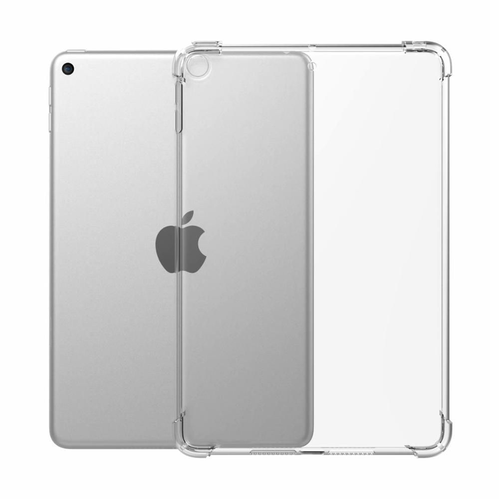 Slim 12.9 Case A1584 Soft A1652 Pro 2018 Cover 2017 Ultra 2015 iPad For 2020 Silicone