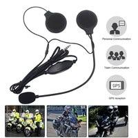 Motorcycle Helmet Headsets With Microphone Waterproof Windproof Stereo Headphones With MP3/4 Motorcycle Helmet Walkie Talkie|Helmet Headsets|   -