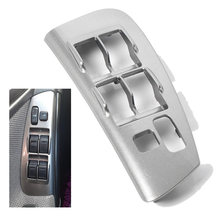 Auto Binnendeur Panel Window Switch Bezel Links Voor Toyota Matrix Pontiac Vibe 2003 2004 2005 2006 2007 2008 74232-01030 88970397