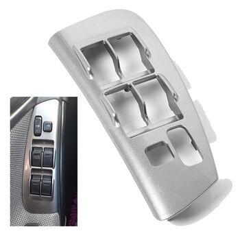 Panel de puerta ventana interruptor bisel lado izquierdo para Toyota Matrix Pontiac Vibe 2003 2004 2005 2006 2007 2008 74232-01030 88970397