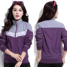 Женская куртка-ветровка повседневная куртка новая короткая весенне-осенняя спортивная куртка большого размера женские куртки S-5XL