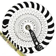 Магнитная многофункциональная шкала линейки для рисования циркуль с креативным рисунком измерительный инструмент для рисования