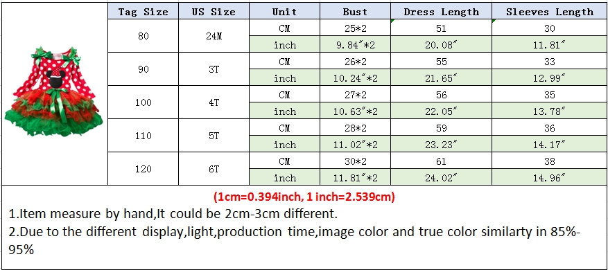 H2a8bab5919a94e94a503c9a36d079d1ag 2-6T Santa Claus Christmas Dress Kids Party New Year Costume Winter Snowman Baby Girl Clothes Christmas Tree Children Clothing