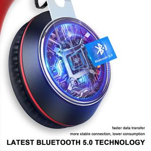 Image 4 - Oneodio Bluetooth Headphone With Microphone Sport Wireless Headset Bluetooth 5.0 Over Ear Stereo Bass Headphones Handsfree Calls