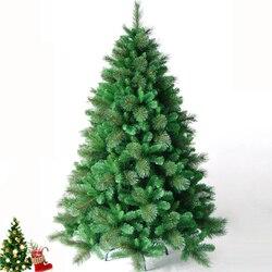 Реквизит для праздничного декора, искусственная зеленая елка, украшение на рождественскую елку, украшение на Санта-елку, вечерние фигурки, ...