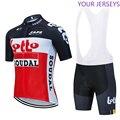 Novo 2020 equipe lotto ciclismo jérsei 20d bicicleta shorts conjunto mtb ropa dos homens verão secagem rápida pro camisas maillot culotte wear