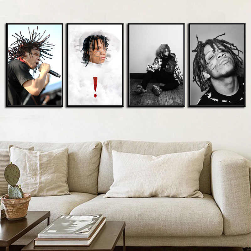 H-1218 Trippie Redd Rap Hip Hop Star Music Singer Wall Silk Poster