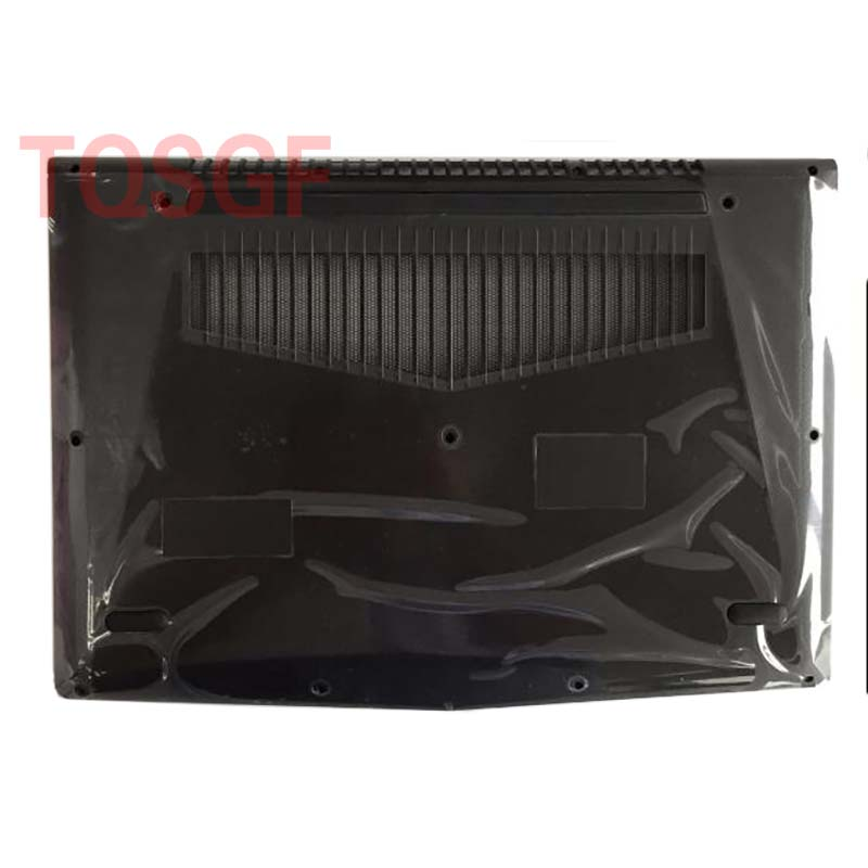 Bottom Base Cover for <font><b>Lenovo</b></font> R720-15IKB <font><b>Y520</b></font>-15 AP13B000910 Black image