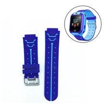 Correia esperta da substituição das crianças apropriada para z5/s16/s15/q12/q12b caçoa a faixa confortável do silicone dos relógios espertos