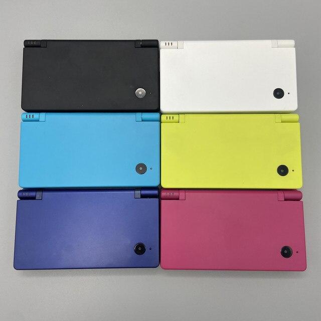 Professionell Renoviert Für Nintendo DSi Spiel Konsole Für Nintendo DSi Palm spiel Mit 32GB speicher karte