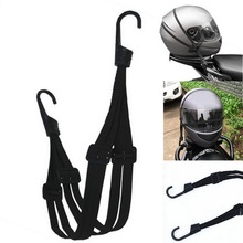 Luggage-Net Helmet Hooks Fixed-Strap Elastic-Rope Motorcycle-Accessories Motos 60CM Retractable