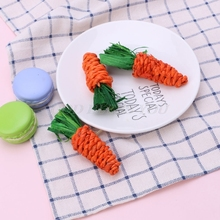 Chew-Bite-Toys Hamster Carrot-Shaped Guinea-Pig Rabbit Tooth 3pcs