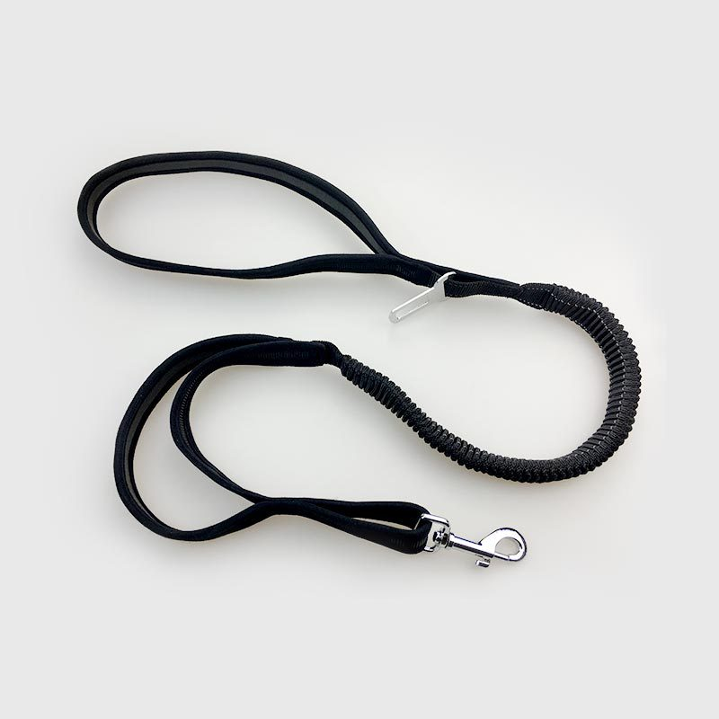 Pet Multi-Purpose Elasticity Elastic Band Traction Belt Pet Multi-functional Extendable Hand Holding Rope Dog