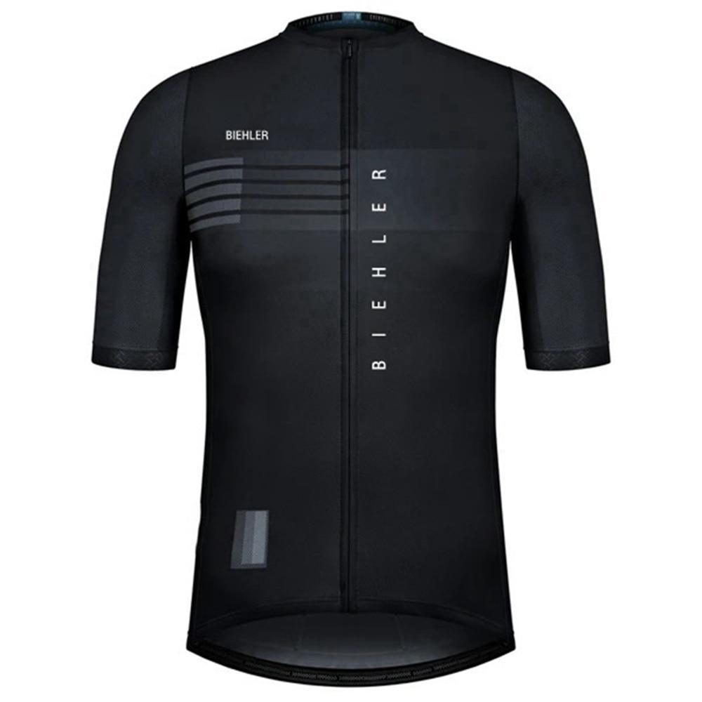Hot Seller BIEHLER 2020 Summer Cycling Jerseys Short Sleeve Shirts Men Bicycle Clothing Maillot Ropa Ciclismo Racing Bike Clothes 4000069717343