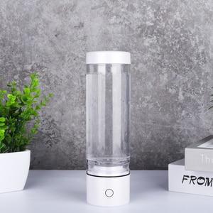 Image 3 - Nanometro spa & PEM bottiglia di acqua ricca di idrogeno ad alta concentrazione ORP Mini elettrolisi H2 generatore di lonizzatore IHOOOH